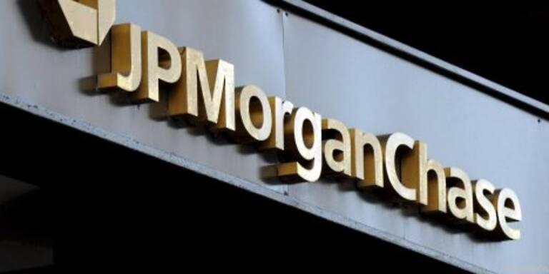 JP Morgan Chase neue Nummer eins im Bankenranking