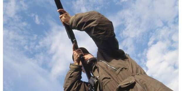 Tierschützer störten Jagd - festgenommen