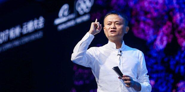 Alibaba-Chef Ma zieht sich zurück