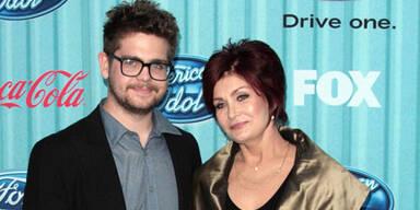 Jack Osbourne und Mama Sharon