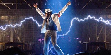 Jacko-Musical 'Thriller - live' startet