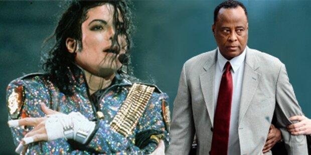 Jacksons Arzt konnte kaum Erste Hilfe