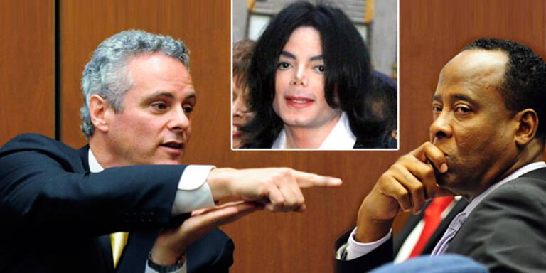 Jackson-Prozess vor Urteil