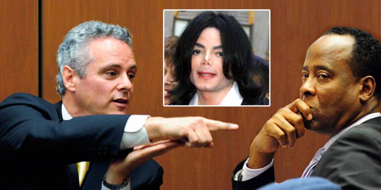 Jackson-Tod: Rückschlag für Doktor Murray