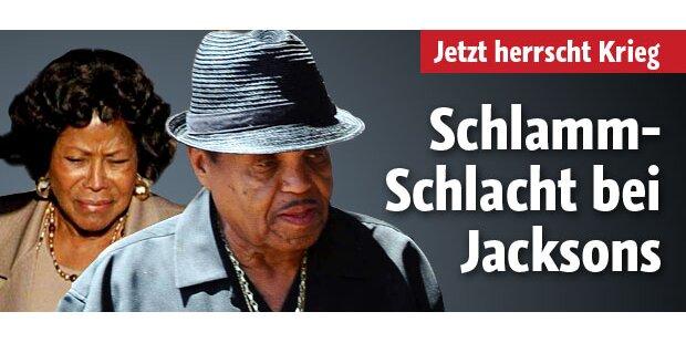 Jacko-Schlammschlacht: Omas Gegenschlag