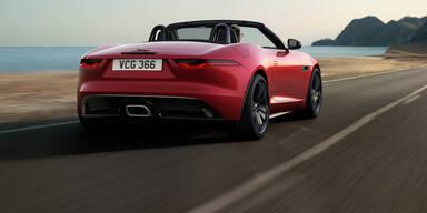 Jaguar bringt den F-Type R-Dynamic Black