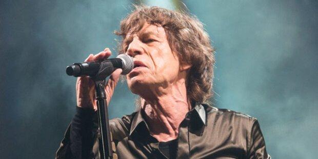 Mick Jagger wird Urgroßvater