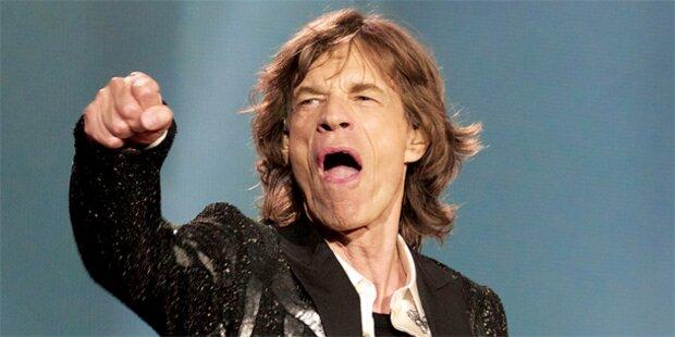 Neue Liebe für Mick Jagger