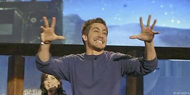 Jake Gyllenhaal steht voll auf Parkour
