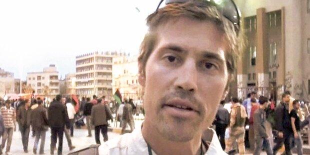 Foley vor Enthauptung brutal gefoltert