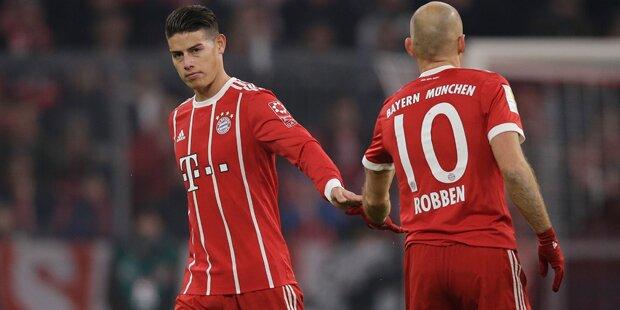 Bayern: Top-Star vor dem Aus
