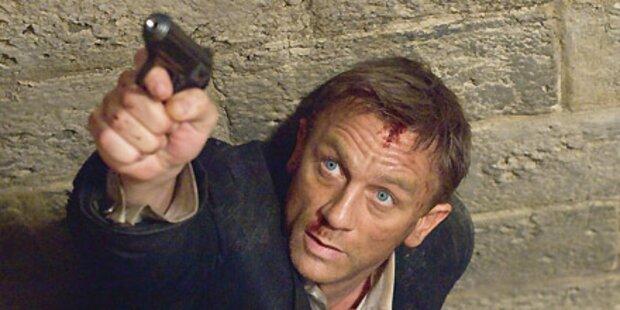 Neuer James Bond kommt 2012