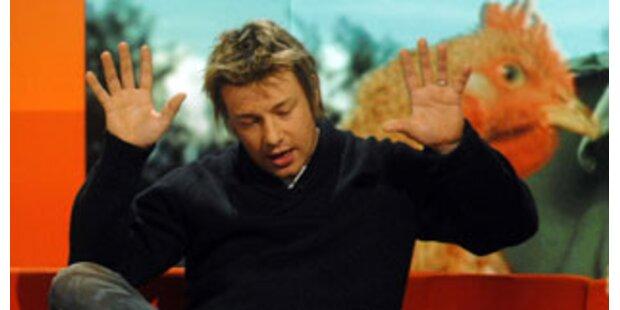 Skandal um Käfig-Eier bei Jamie Oliver