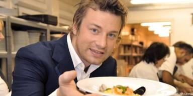 Jamie Oliver würde lieber im Gefängnis speisen