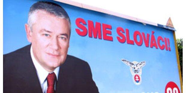 Slowakischer Politiker Autodieb in Österreich?