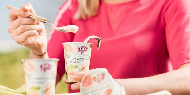 Erster Guave-Joghurt Österreichs