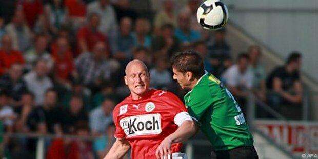 Carsten Jancker kehrte zum SK Rapid zurück