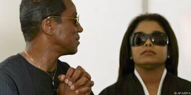 Janet Jackson trauert um ihren verstorbenen Bruder