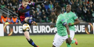 Janko-Treffer für Basel zu wenig