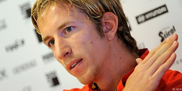 Constantini machte Janko zum neuen ÖFB-Teamkapitän