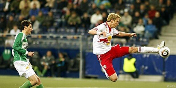 Janko-Doppelpack bei 2:0 gegen Mattersburg