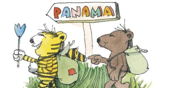 Tiger, Ente, und Bär im Karikaturmuseum