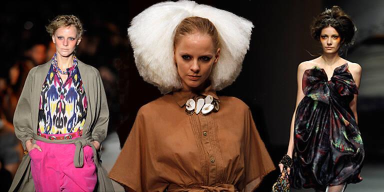 Japan zeigt seine Fashion