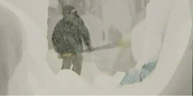 Rekordschneefälle im Norden Japans