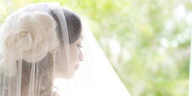 Japanerin Hochzeit