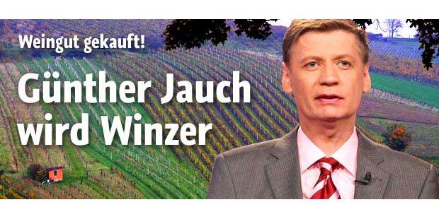 Günther Jauch geht unter die Winzer