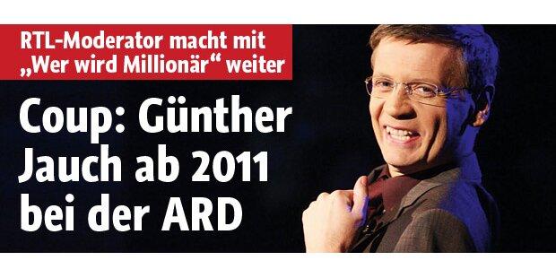 Moderator Günther Jauch wechselt zur ARD