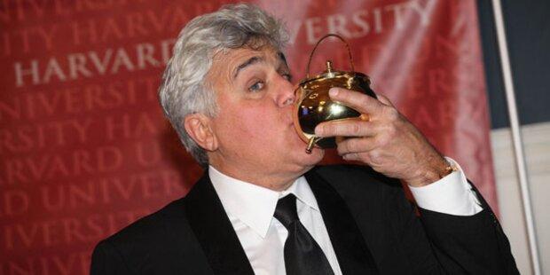 US-Star-TV-Talker Leno verzichtet auf Gage