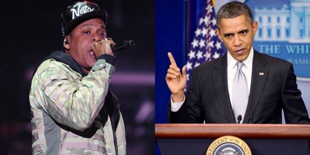 Jay-Z verärgert mit