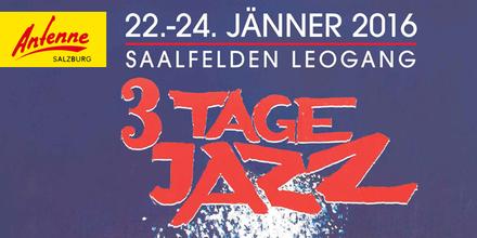 """""""3 Tage Jazz"""" mit sieben Konzerten"""