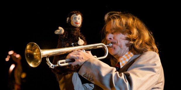Jazz Fest: Helge Schneider bringt Affen mit