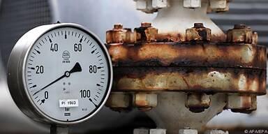 Je nach Witterung sinkt oder steigt der Gasverbrauch