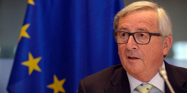 Juncker will Euro überall in der EU einführen