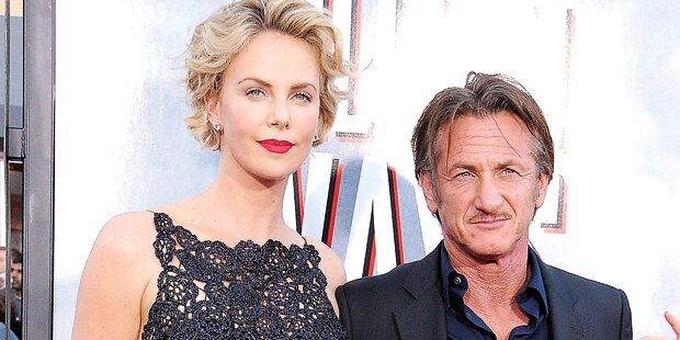 Sean Penn adoptiert Charlize Therons Sohn