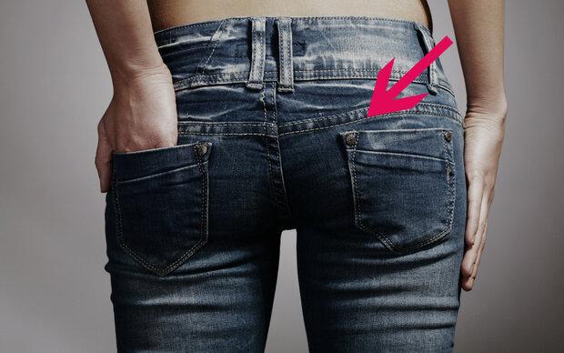 Darum sind die kleinen Knöpfe auf der Jeans da