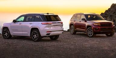 Das ist der neue Jeep Grand Cherokee