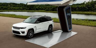 Neuer Grand Cherokee kommt als Plug-in-Hybrid