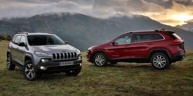 Startschuss für den neuen Jeep Cherokee