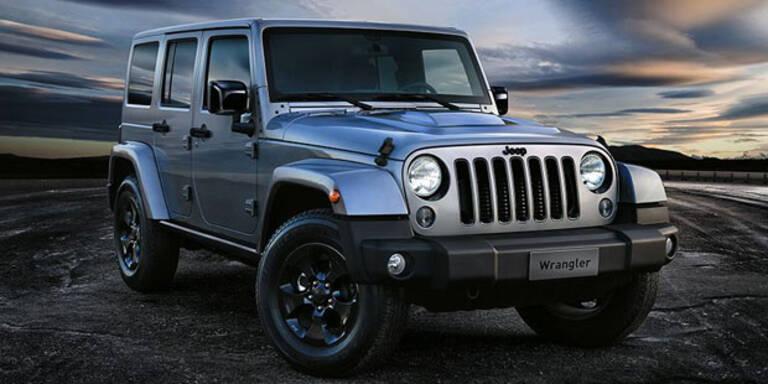 "Jeep Wrangler ""Black Edition II"" kommt"