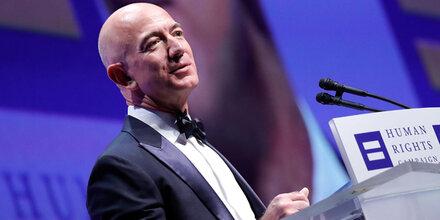 Amazon-Chef Jeff Bezos lässt sich scheiden