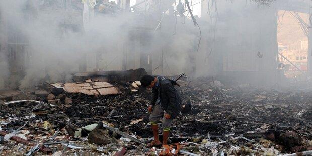 30 Tote bei Selbstmordanschlag im Jemen