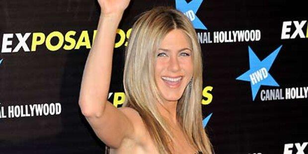 Jennifer Aniston: Kämpft sie um Butler?