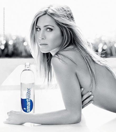 Aniston Pause von Jennifer Nacktbild oben