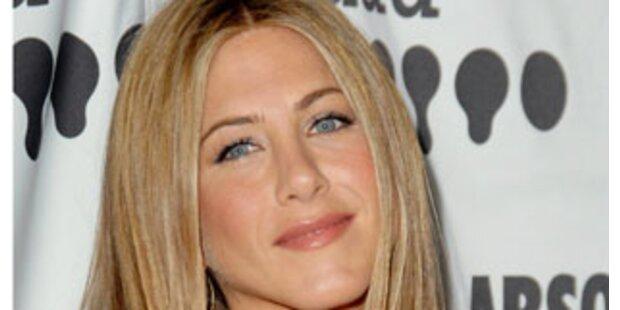 Jennifer Aniston von Film-Techniker getrennt