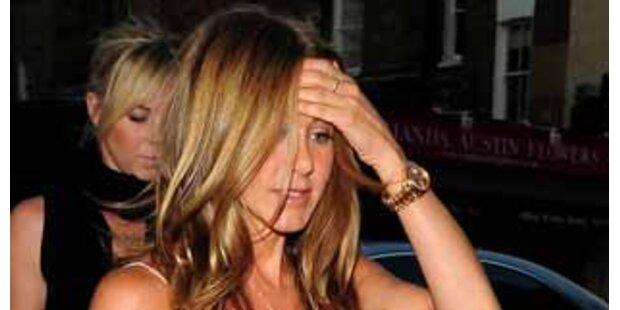 Jennifer Aniston von John Mayer abserviert