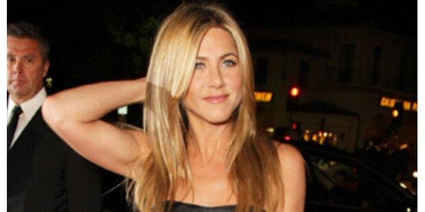 Assistenten suchten falschen Freund für Aniston